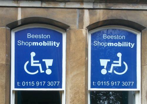 beeston shopmobility