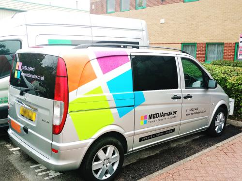 Media Maker Van