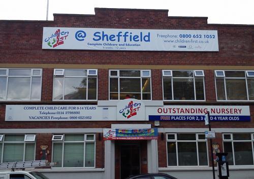 Children 1st Sheffield