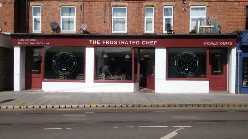 The Frustrated Chef